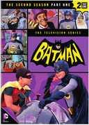 Batman: The Second Season Part One , Burgess Meredith
