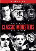 Universal Classic Monsters Collection , Richard Brooks