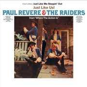 Just Like Us (White) , Paul Revere & the Raiders