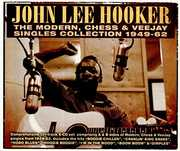Modern Chess & Veejay Singles Collection 1949-62 , John Lee Hooker