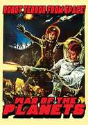 War Of The Planets , West Buchanan