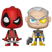 FUNKO VYNL: Marvel Comics - Deadpool & Cable