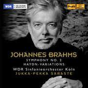 Symphony 2 , Brahms