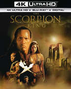 The Scorpion King , The Rock