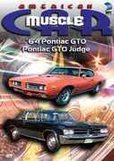 American Muscle Car: '64 Pontiac GTO /  Pontiac GTO Judge , Tony Messano