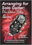 Arranging for Solo Guitar /  the Queen Titles , Edgar Cruz