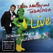 Tabaluga & Die Zeichen Der Zeit: Live [Import] , Peter Maffay