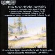 Concerto in D minor , Ronald Brautigam