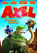 Axel: The Biggest Little Hero , Ed Asner