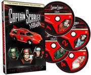 Captain Scarlet and the Mysterons: The Complete Series , Ed Bishop