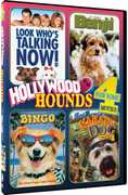Hollywood Hounds: 4 Paw-some Movies , Cynthia Smith