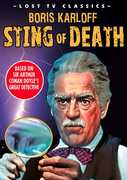 Sting of Death , Boris Karloff
