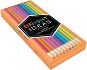 Bright Ideas 10 Neon Colored Pencils