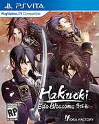 Hakuoki: Edo Blossom for PlayStation Vita