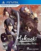 Hakuoki: Edo Blossom for PlayStation Vita