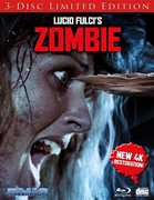 Zombie (cover B Splinter) , Tisa Farrow