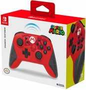 HORI Wireless Horipad - Mario Edition for Nintedno Switch