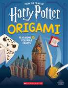 Harry Potter Origami: Fifteen Paper-Folding Projects Straight from the Wizarding World!