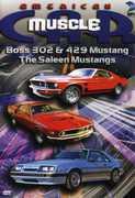 American Musclecar: Boss 302 & Boss 429 Mustang , Tony Messano
