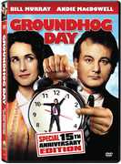 Groundhog Day , Bill Murray