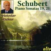 Piano Sonatas D 958 & D 960 , Sviatoslav Richter