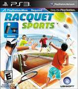 Racquet Sports (Motion) for PlayStation 3