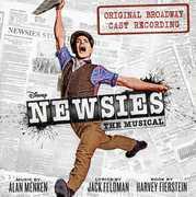 Newsies , Broadway Cast