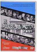 Is Paris Burning? [Import] , Gert Fr be