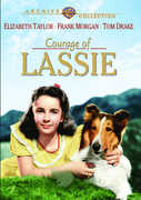 Courage of Lassie , Elizabeth Taylor