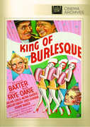 King of Burlesque , Alice Faye