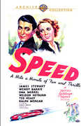 Speed , James Stewart