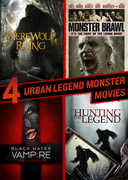 4 Urban Legend Monster Movies , Andrea Monier
