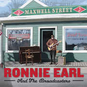 Maxwell Street , Ronnie Earl & the Broadcasters