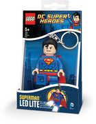 LEGO DC Super Heroes Superman Key Light