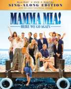 MAMMA MIA: HERE WE GO AGAIN - Mamma Mia!: Here We Go Again