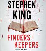 Finders Keepers: A Novel (The Bill Hodges Trilogy) (Unabridged)