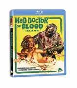 Mad Doctor of Blood Island , John Ashley