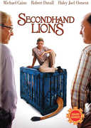 Secondhand Lions , Michael Caine