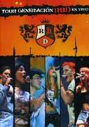 Tour Generacion RBD: en Vivo [Import] , RBD