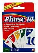 Mattel Games - Phase 10
