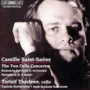 Cello Cti #1&2 /  Romance Op.36 /  Symphony in a , Torleif Thed en
