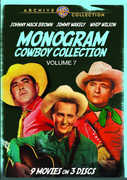 Monogram Cowboy Collection: Volume 7 , Johnny Mack Brown