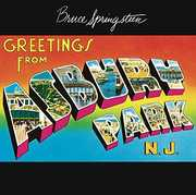 Greetings from Asbury Park N.J. , Bruce Springsteen