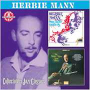 The Beat Goes On /  The Herbie Mann String Album