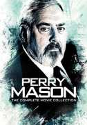 Perry Mason: The Complete Movie Collection , Raymond Burr