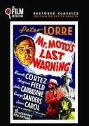 Mr. Moto's Last Warning , Peter Lorre