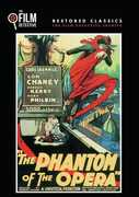 The Phantom of the Opera , Lon Chaney