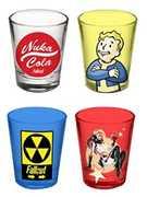 Fallout 4 Pack Shot Glass Set
