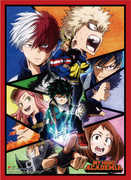 My Hero Academia - S2 Key Art Wall Scroll