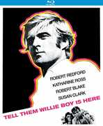 Tell Them Willie Boy Is Here , Robert Redford